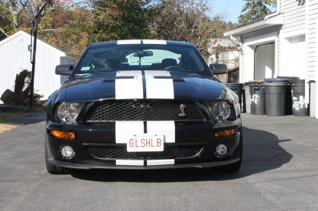 2008 Ford Mustang Shelby GT500 in pristine condition