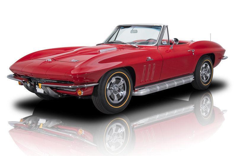 Impressive 1966 Chevrolet Corvette Sting Ray