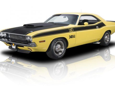 Restored 1970 Dodge Challenger T/A for sale