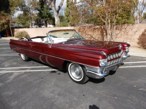 AMAZING 1964 Cadillac Deville
