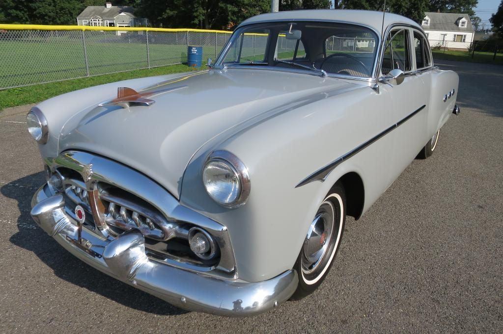 AMAZING 1952 Packard Motor Car Co Packard