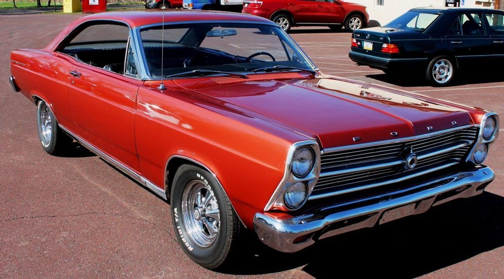 1966 Ford Fairlane 500 in EXCELLENT CONDITION