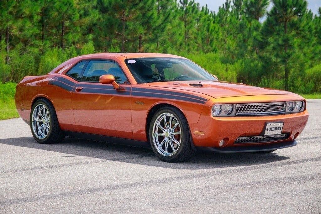 2011 Dodge Challenger, Show Car, Show Winner, Chrome Upgrades
