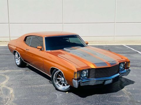 1972 Chevrolet Chevelle PROTOURING for sale
