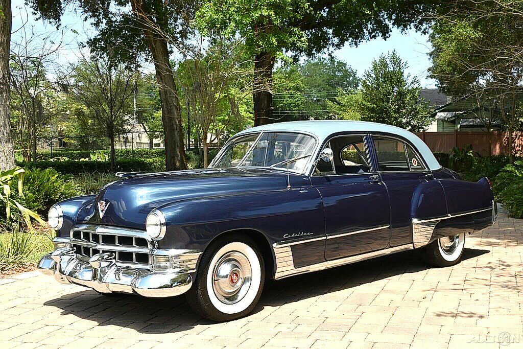 1949 Cadillac Series 62 [Frame Off Restored]
