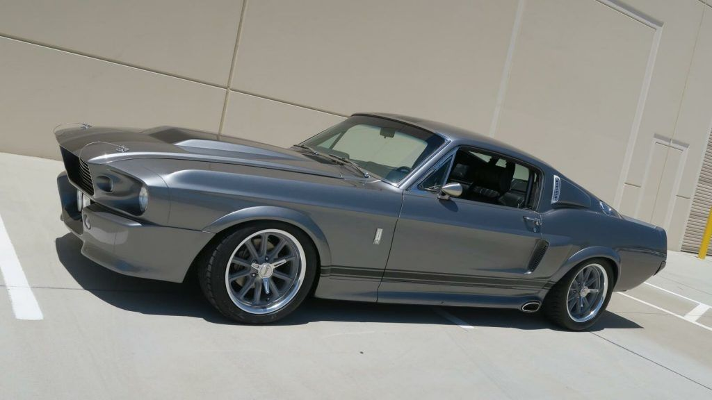 """1968 Ford Mustang Officially Licensed """"Eleanor Tribute Edition"""""""