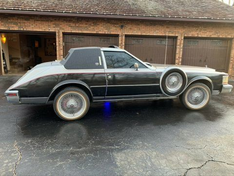 """1980 Cadillac Seville """"Superfly"""" [Fully Custom/Chopped] for sale"""