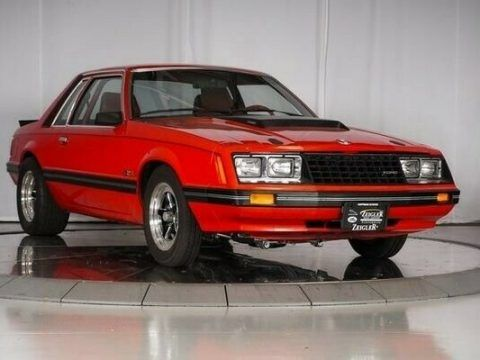 1980 Ford Mustang Notchback Voodoo Whipple Gen 5 Supercharged pro build for sale