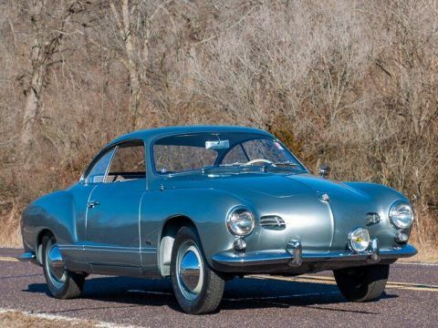 1956 Volkswagen Karmann Ghia Judson Supercharged for sale