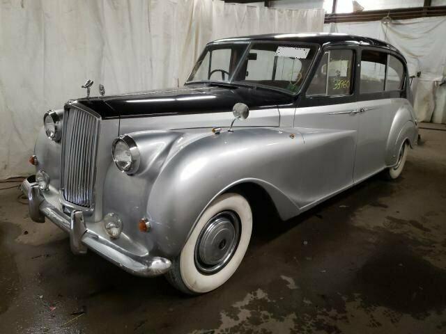 1960 Austin Vanden Plas Princess