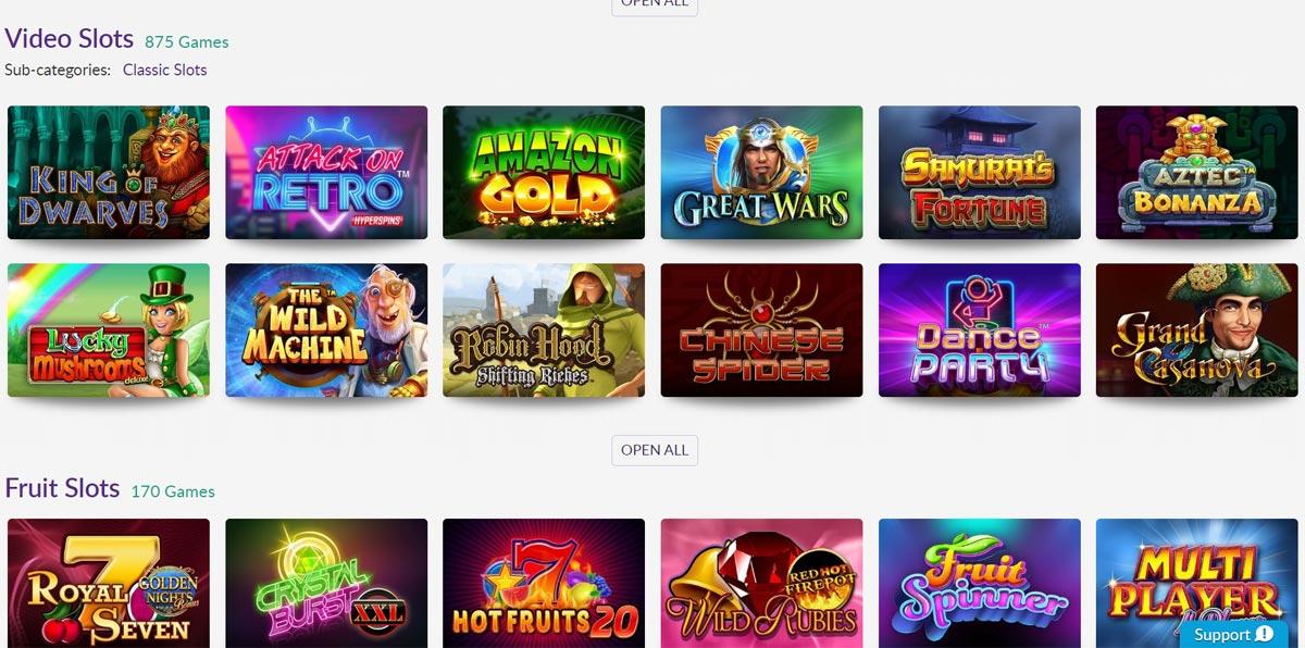 Casino Omni Slots