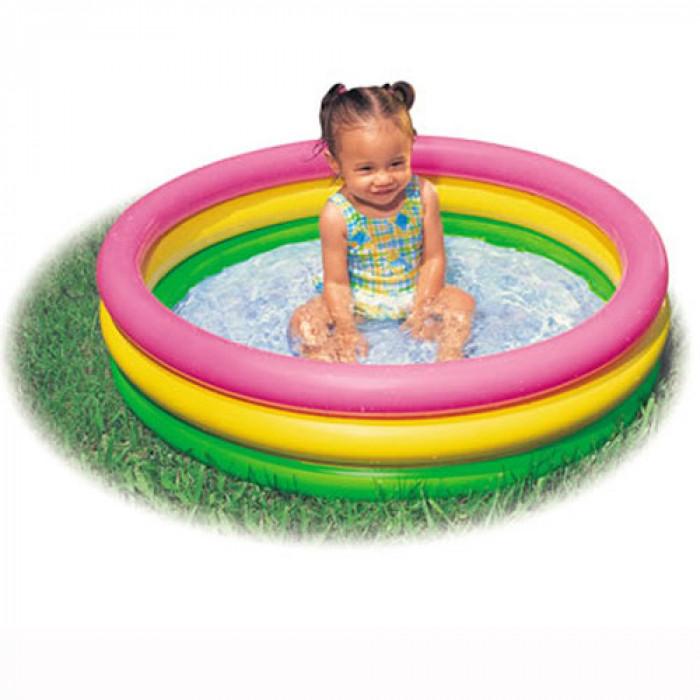 Детски надуваем басейн Intex 86х25см