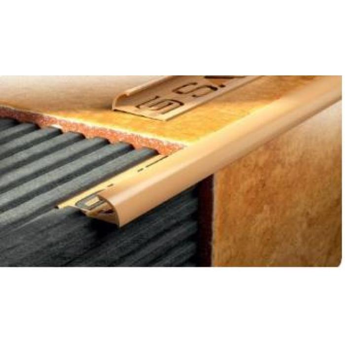 PVC външен ъгъл 2.5м лавандула