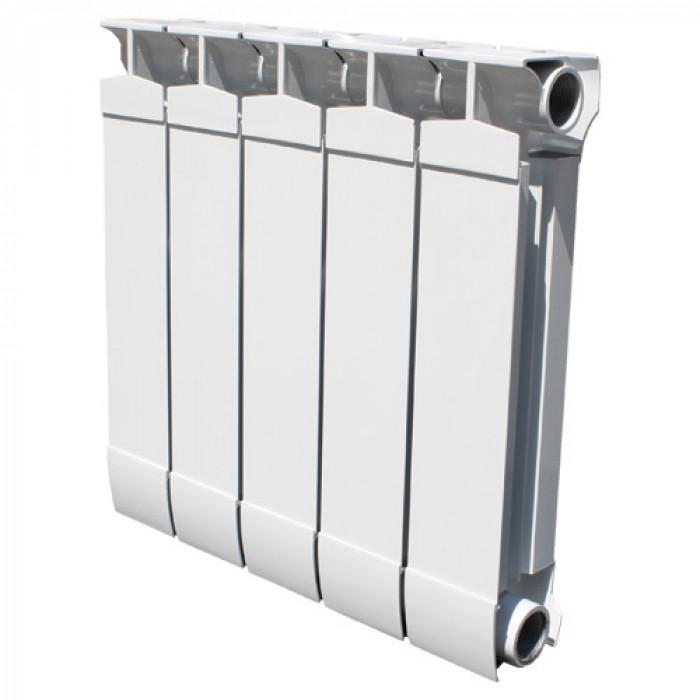 Алуминиев радиатор Kaldo 122W 350х122мм
