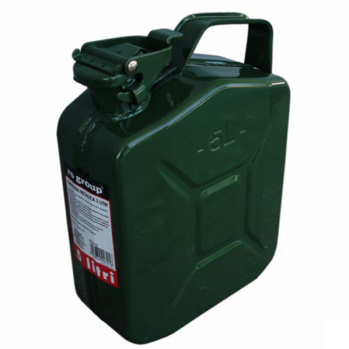Метална туба за бензин 5L