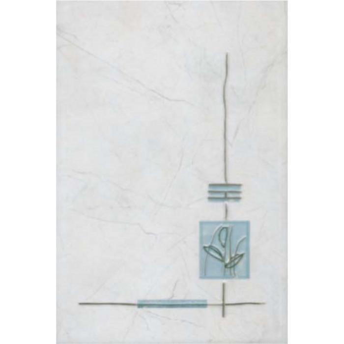 Плочки за стенна декорация 200 x 300 Ирис лукс син