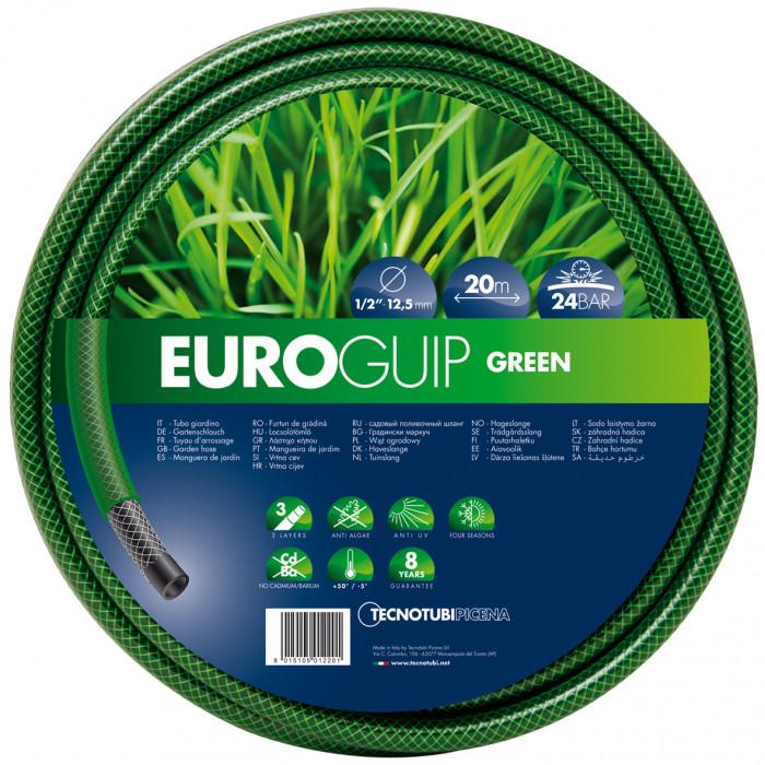 Градински трислоен маркуч Euro Guip 15м