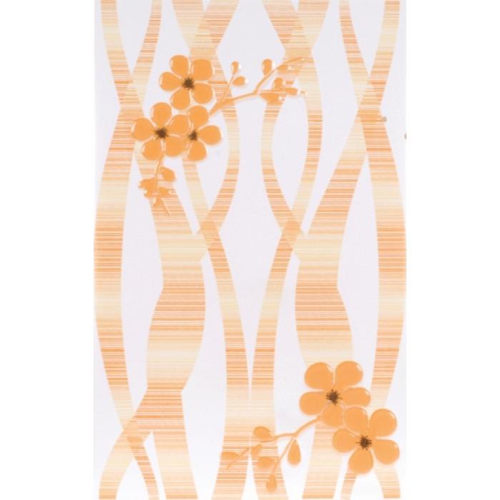 Плочки за стенна декорация 250x400 Алба нова лукс оранжеви