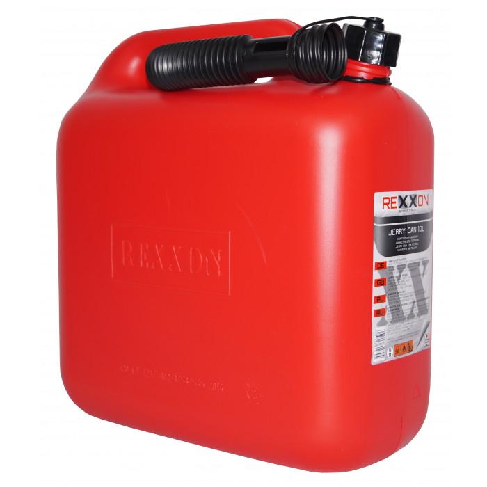 Пластмасова туба за бензин Care 5л