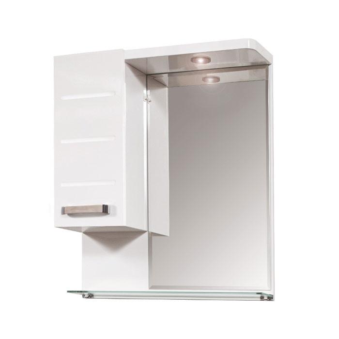 Горен PVC шкаф за баня Макена Класика №124