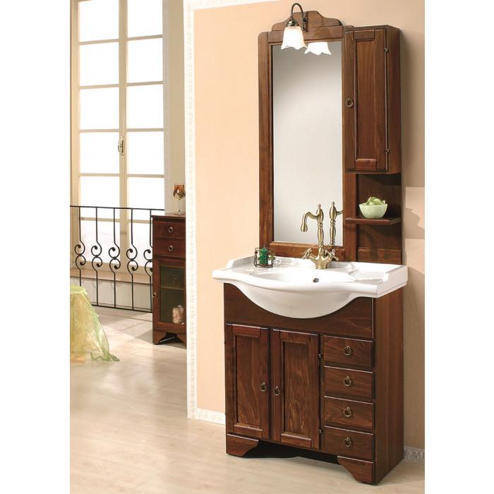 Долен шкаф за баня Делиа 75х84х46 см