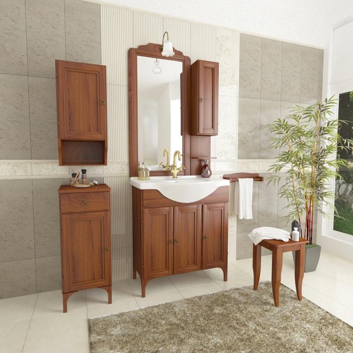 Огледало за баня Savini Due 70х112 см