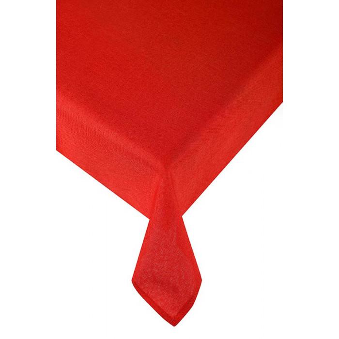 Покривка Карина 145/180 червена