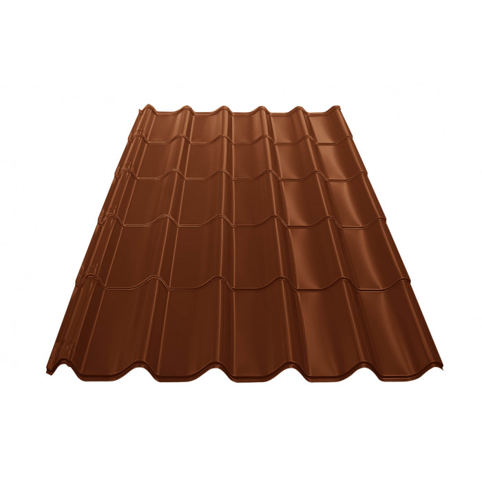 Метален покрив Eco 0.4mm / 0.74m