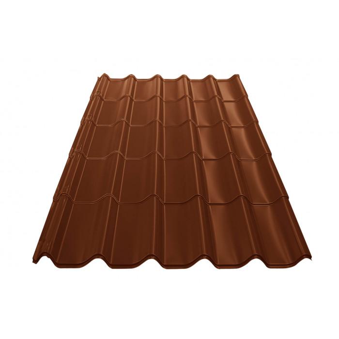 Метален покрив Eco 0.4mm / 1.09m