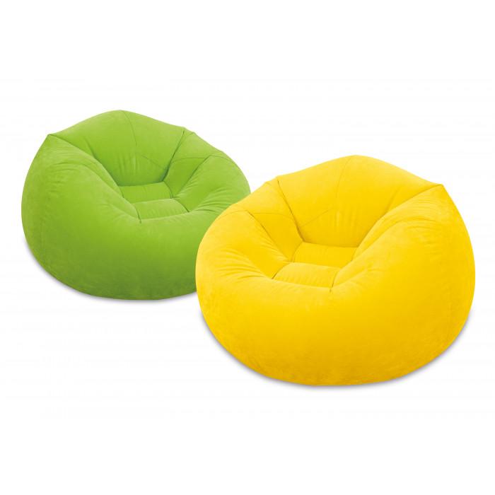 Kомфортен надуваем фотьойл 106x104см