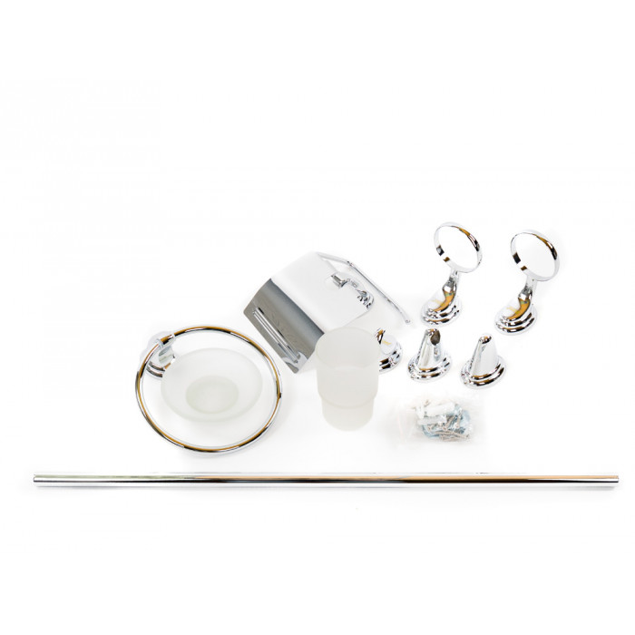 Комплект аксесоари за баня Inter Ceramic 6 части