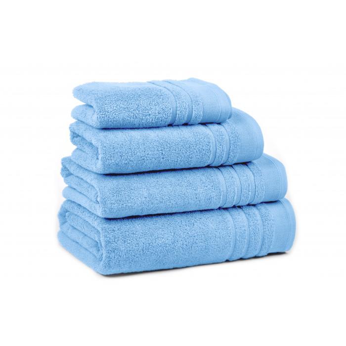 Хавлиена кърпа Монте Карло 30/50 синя 2 броя