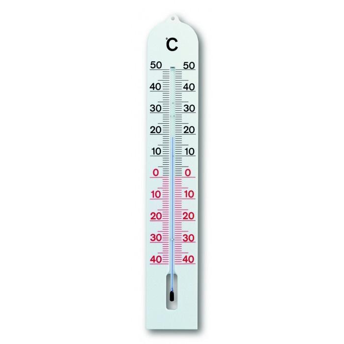 Термометър за външна и вътрешна температура  -40 до +50°С 68x10x410мм