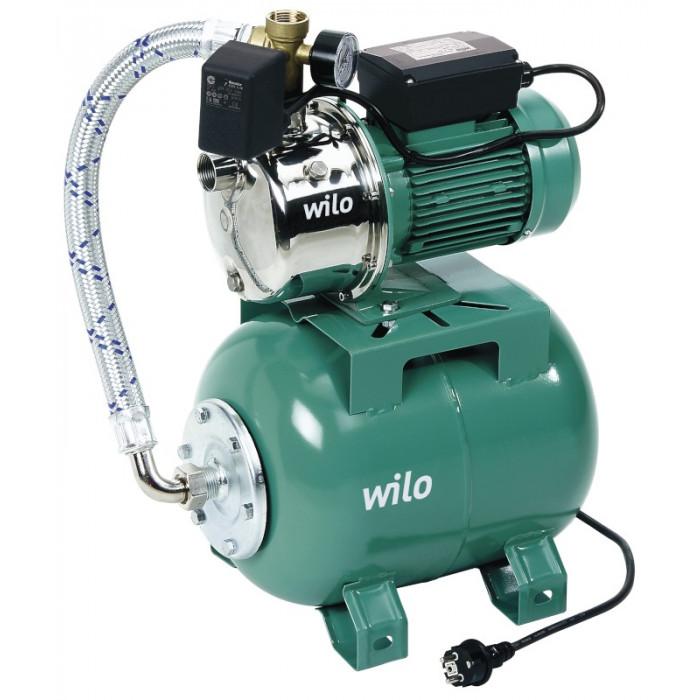 Хидрофорна самозасмукваща помпа  Wilo HWJ 202 X EM 24л / 650W
