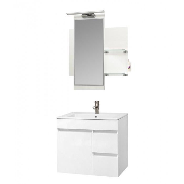Долен конзолен шкаф за баня Макена Фокус