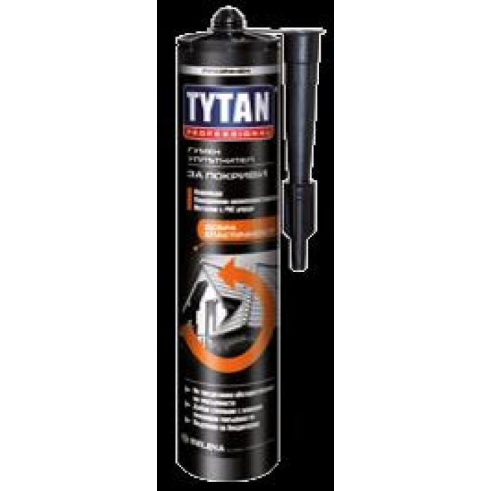 Каучуков уплътнител за покриви Tytan Professional бял 280мл