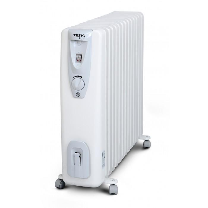 Маслен радиатор Tesy CB 2512 E01 R / 2500W