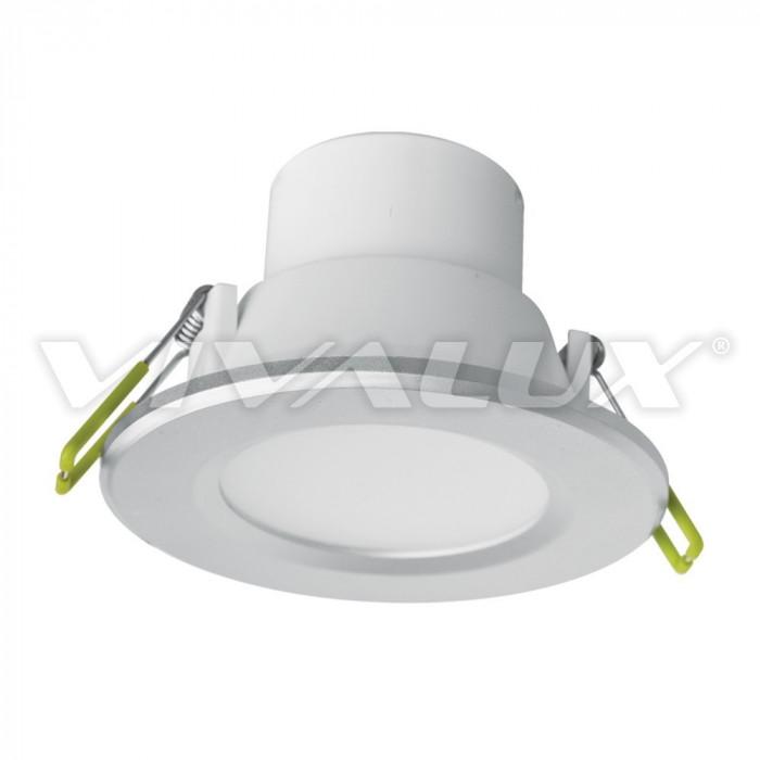 Влагозащитена LED луна за вграждане Top LED 6W IP44 WW/SR