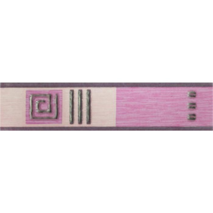 Стенни плочки / фриз 50 x 200 Oсака лилав