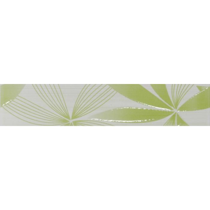 Плочки за стенна декорация / фриз 60x300 Русана комфорт зелени