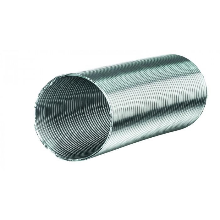 Гъвкав алуминиев въздуховод Aluvent M ø100/3м