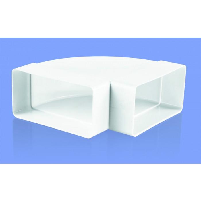 Хоризонтално коляно Vents 8281 / 60x204x238мм