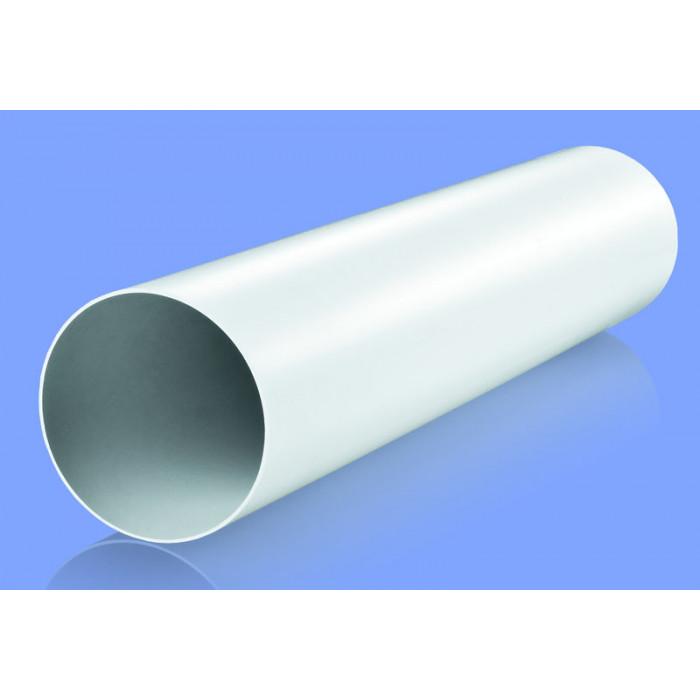 Кръгъл PVC въздуховод Vents 1015/1 ø100/1.5 м