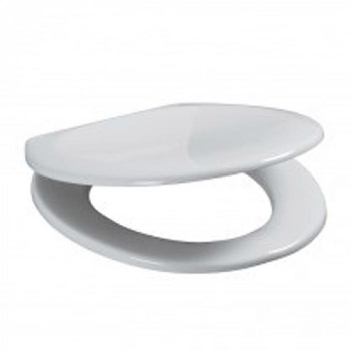 Седалка + капак дуропласт Fayans Аntibak бяла