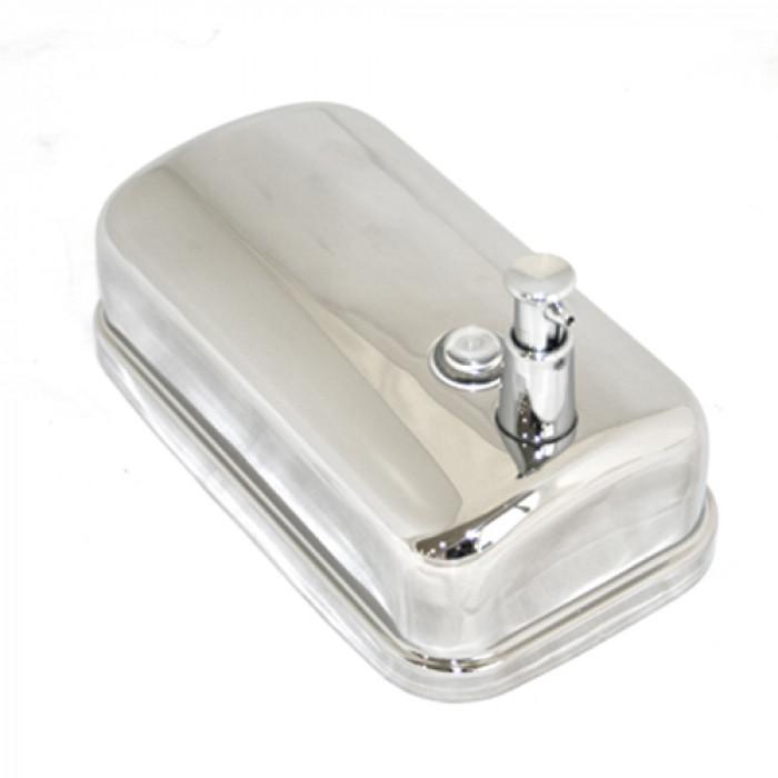 Дозатор за течен сапун ЕК-63011 / хром 500мл