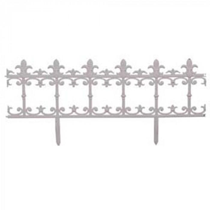 Декоративна ограда SA (4990) 4x86cm кафява
