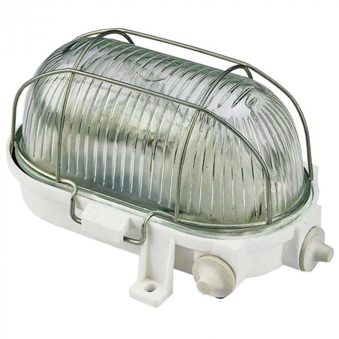 Градинска лампа с метална решетка Бъбрек E27 / 60W