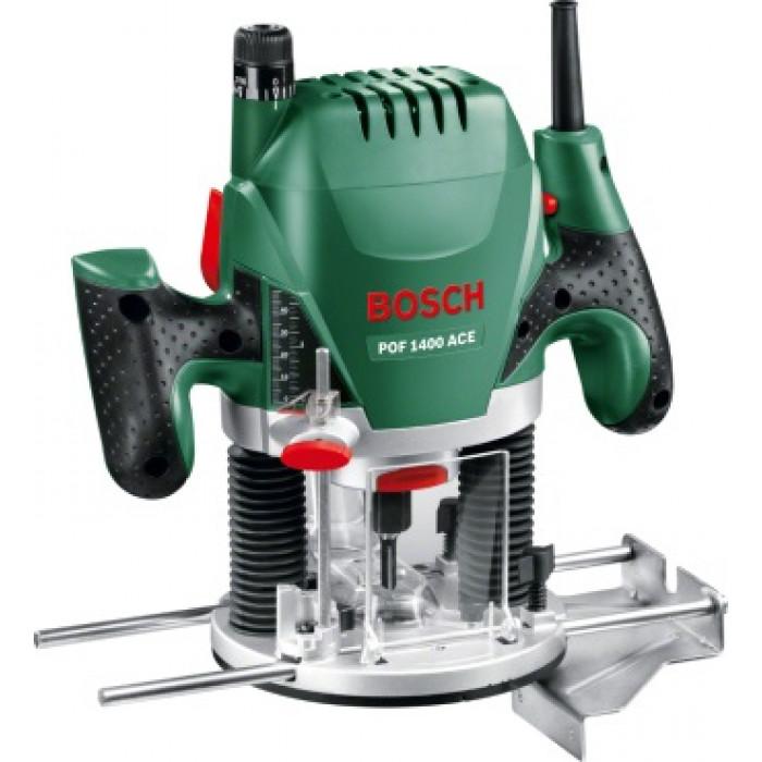 Оберфреза Bosch POF 1400 ACE 1400W
