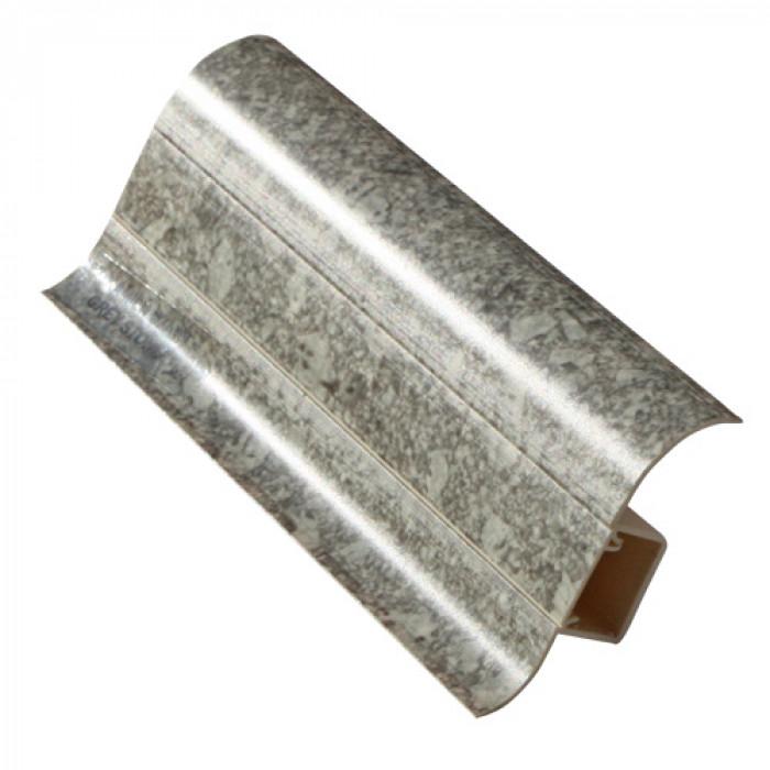 PVC перваз с кабел канал Salag SG56/82 сив камък