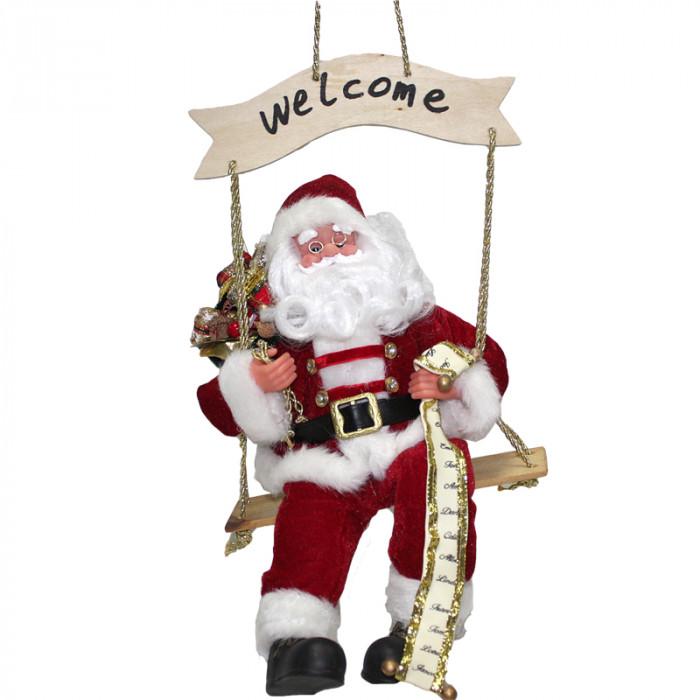 Дядо Коледа Welcome 30см